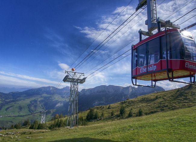 Randonnée en Suisse !