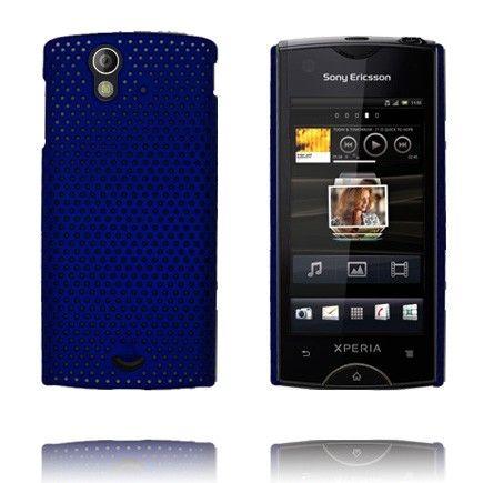 Atomic (Blå) Sony Ericsson Xperia Ray Deksel