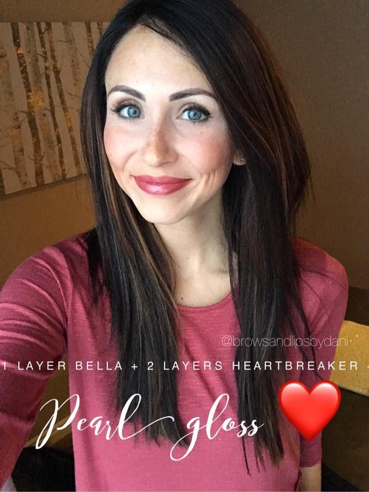1 Bella, 2 Heartbreaker, Pearl Gloss
