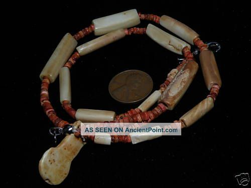 Pre Columbian Moche Necklace Wearable The Americas photo