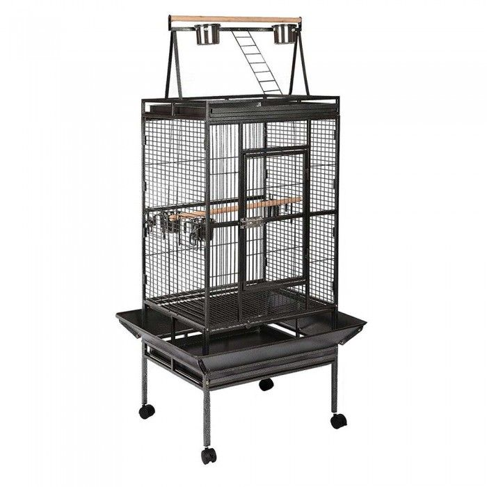 Bird Cage Black - 173cm