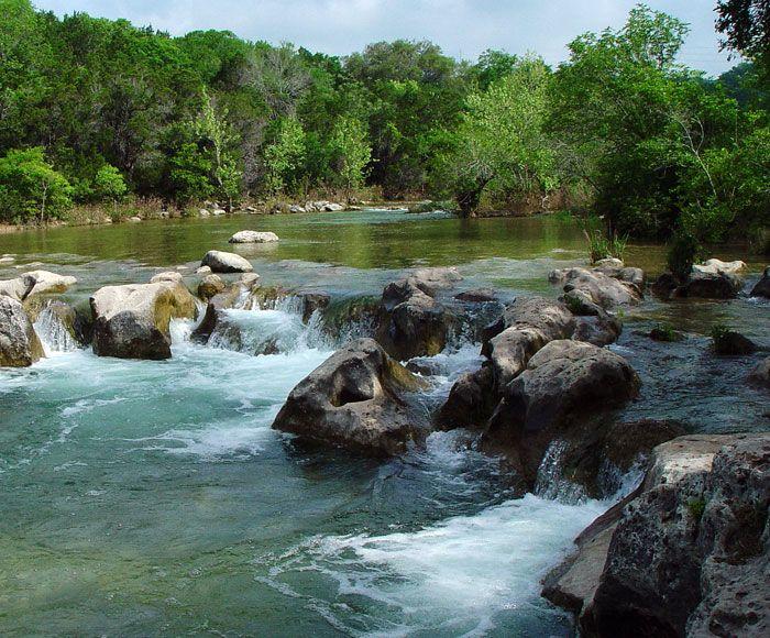 Sculpture Falls Barton Creek Greenbelt Austin Tx