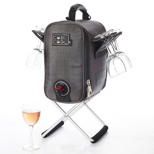Un sac pour garder votre cubi de vin au frais : le Cubicool