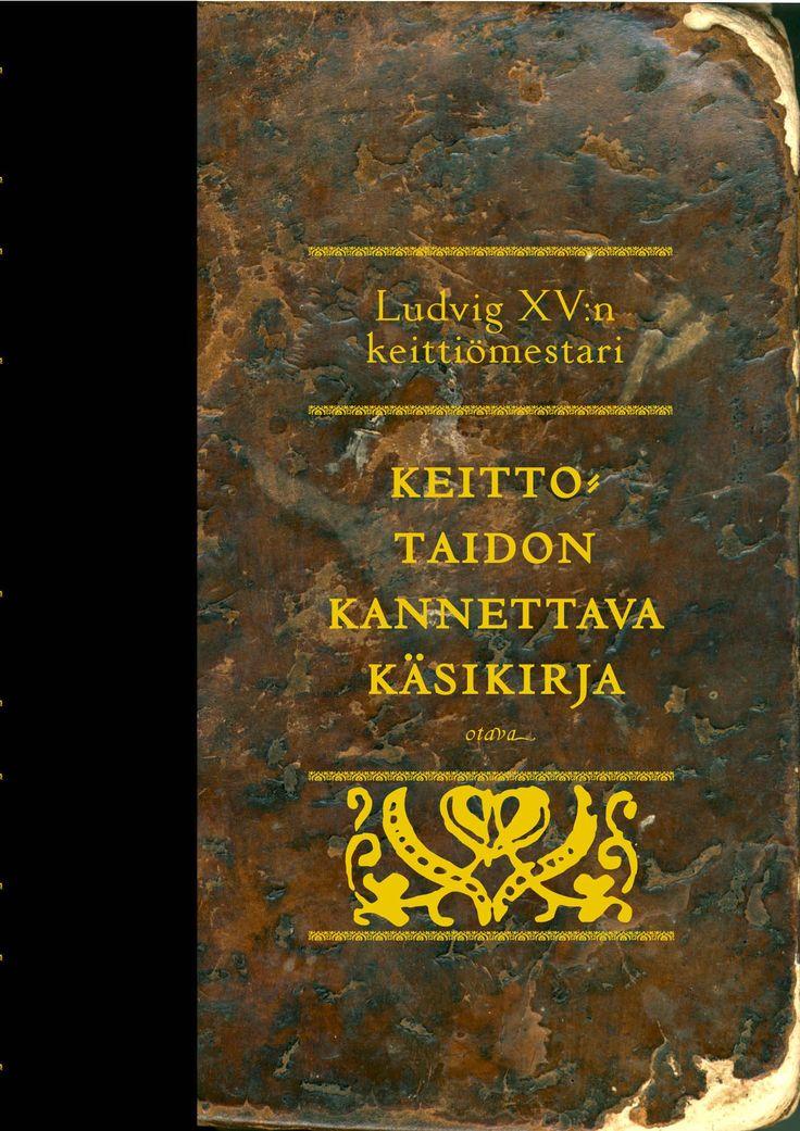 Title: Keittotaidon kannettava käsikirja | Designer: Katja Kaskeala