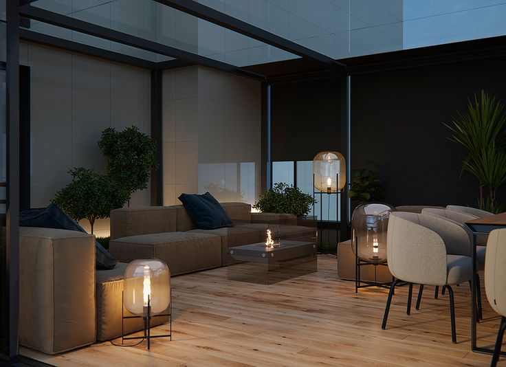 Interior Design: NL2 SMA by Anton Siriak