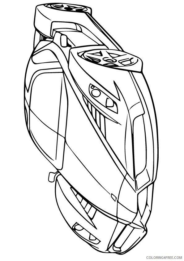 Ford Gt Coloring Pages Car Coloring Pages Ford Gt Coloring4free Coloring4free Cars Coloring Pages Coloring Pages For Boys Coloring Pages