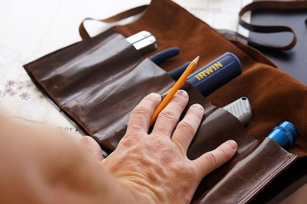 A few weeks back we talked about getting started in Leatherworking. Here are a few projects to hone those skills and end up with some great pieces at the same time.