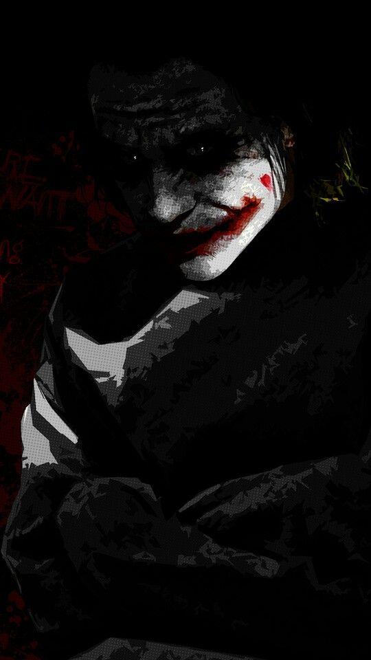 The Joker Dark IPad Pro Case Dewantary