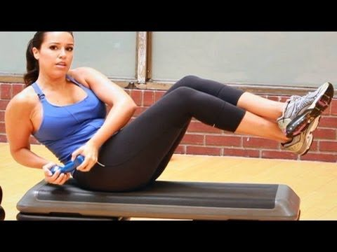 20-Minute Oblique Workout for A Slimmer Waist - Skinny Ms.