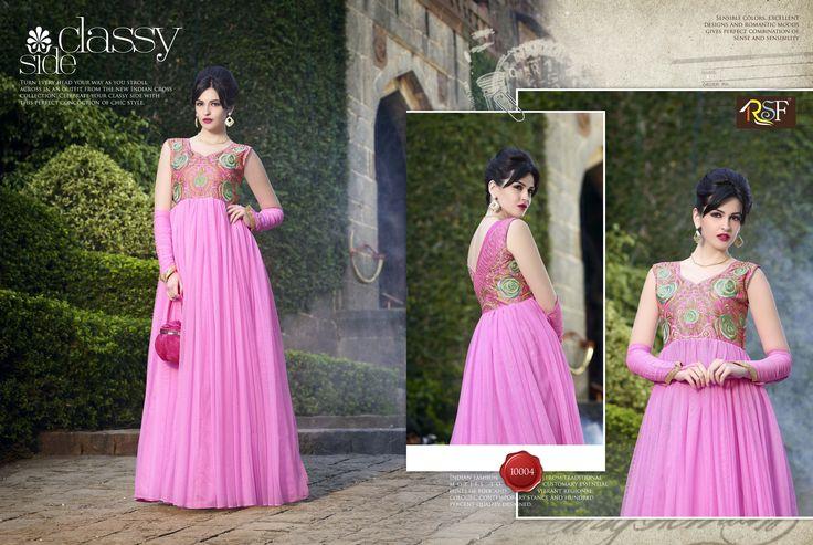 #Designer Pink #Stylus #Gown