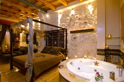Avli Hotel, Rethymnon, Crete, Greece