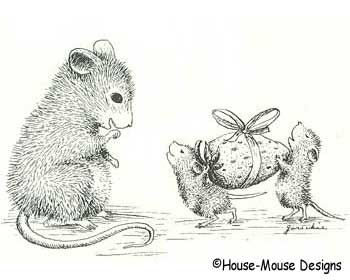 house mouse designs coloring pages - photo#19