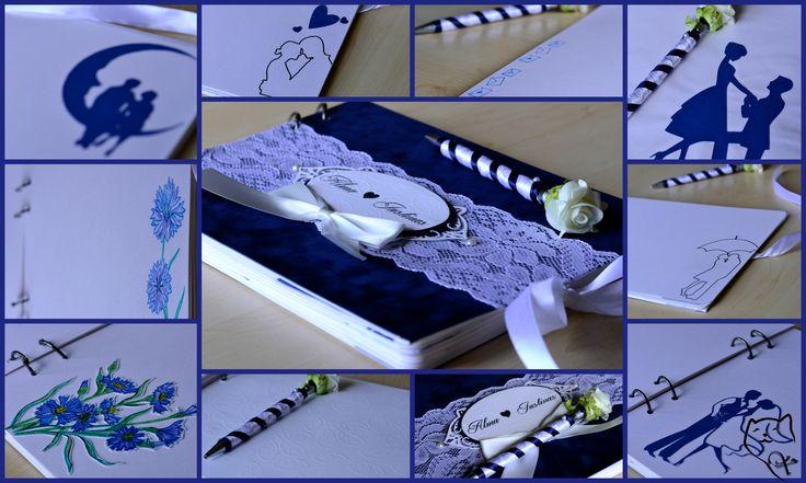 Rankų darbo svečių palinkėjimų knyga. Handmade  Guestbook. kamelija27@gmail.com