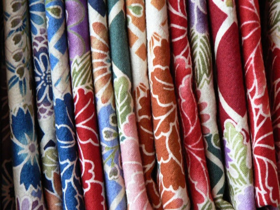 kimono fabric - LOVE!