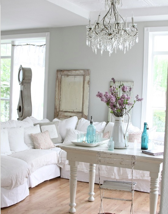 73 Best Images About Shabby Chic Living Room On Pinterest Fireplaces Shabby Chic Decorating