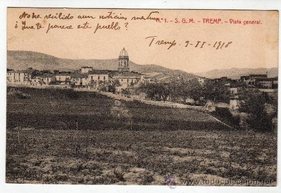 Tremp, 1918