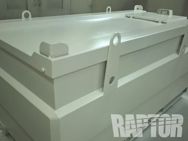 FUEL STORAGE TANK: Full Overspray #raptorised