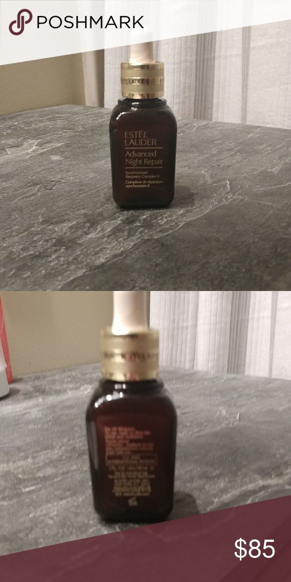 NWOB  Estee Lauder Advanced Night Repair NWOB Estee Lauder Advanced Night Repair Synchronized Recovery Complex ll. For all skin types. Helps appearence of skin look and feel more youthful!. I received in a Christmas bundle from Estee Lauder. Reasonable offers always welcome!! Estee Lauder Makeup