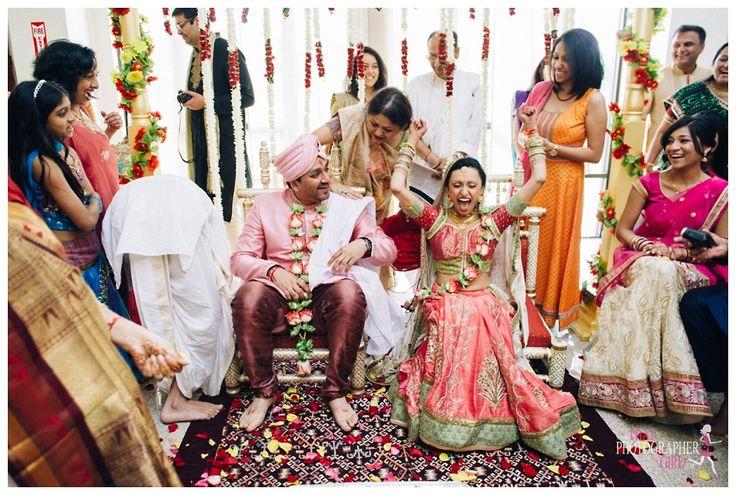 Hindu Indian South Asian Wedding  www.ThatPhotographerGirl.com