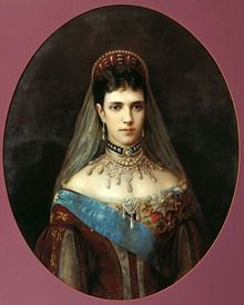 Maria Feodorovna, Empress Consort of Russia – Russiapedia The Romanov dynasty Prominent Russians