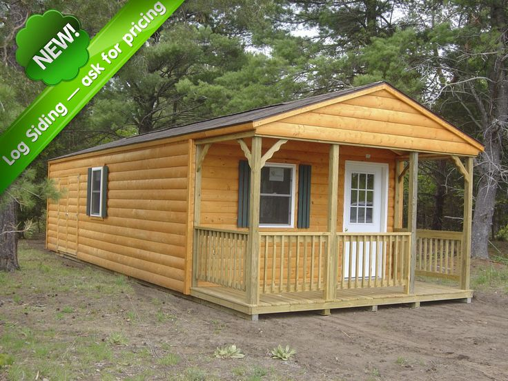 Best 25 shed cabin ideas on pinterest small wood shed for Prefab she shed