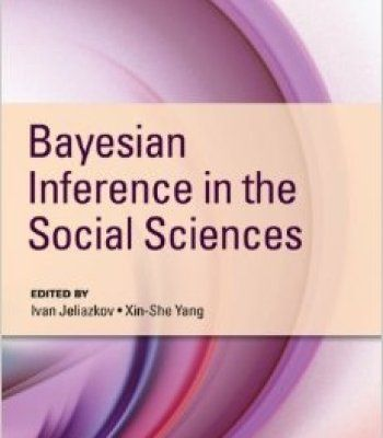 Bayesian Inference In The Social Sciences PDF