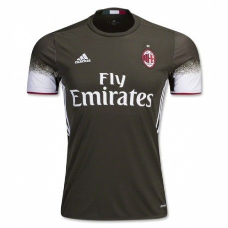 £19.99 AC Milan Third Shirt 2016 2017