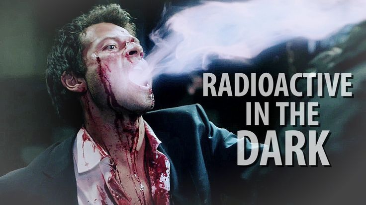 supernatural -- radioactive in the dark (season 9)