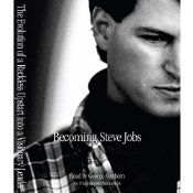 There have been many books - on a large and small scale - about Steve Jobs, one of the most famous CEOs in history. But this book is different from all the others. Becoming Steve Jobs takes on and breaks down the existing myth and stereotypes about Steve Jobs. The conventional, one-dimensional view of Jobs is that he was half genius, half jerk from youth, an irascible and selfish leader who slighted friends and family alike.