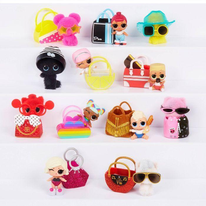 20Pcs Lot LOL Surprise Doll Lil Sister Cute Baby Tear Open Random Color Pop Toy