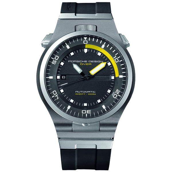 Orologio #PorscheDesign #Diver W07184 Ref. 6780.44.53.1218 #outlet