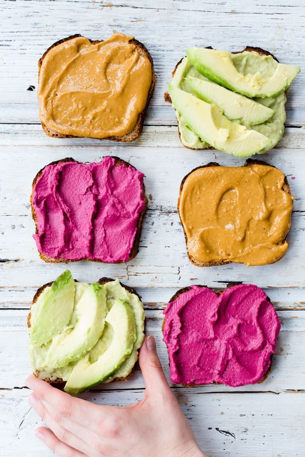 How colourful do these sandwich toppers look!?
