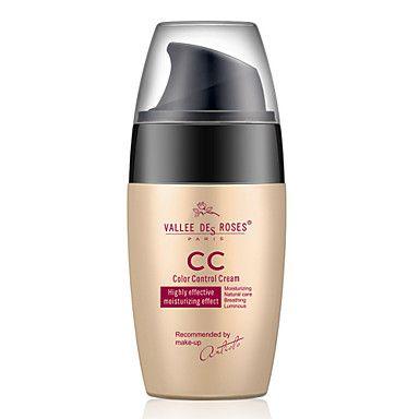 Herbal Oil-control Segregate Skin Whitening BB&CC Cream – USD $ 20.99