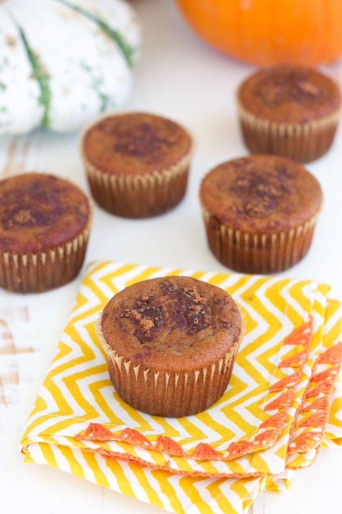 Paleo Pumpkin Muffins - Rubies & Radishes