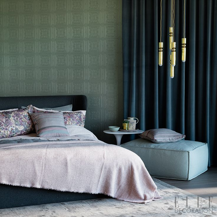 Elle Decor Bedrooms gray bedroom The Elle Decoration Style Consultancy