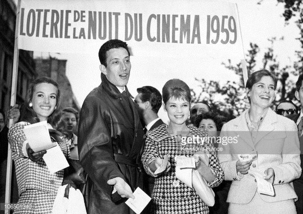 Photo d'actualité : Actress Audret, Philippe Clay, Agnes Laurent And...