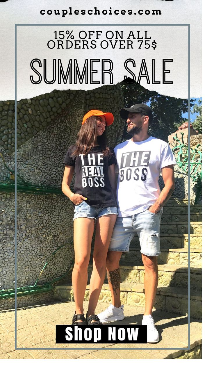 The Boss & The Real Boss Shirts