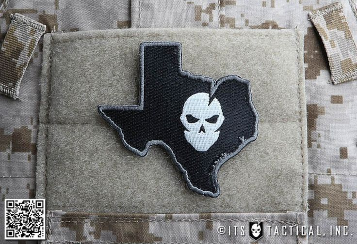 ITS Texas State Morale Patches | ITS Tactical Store