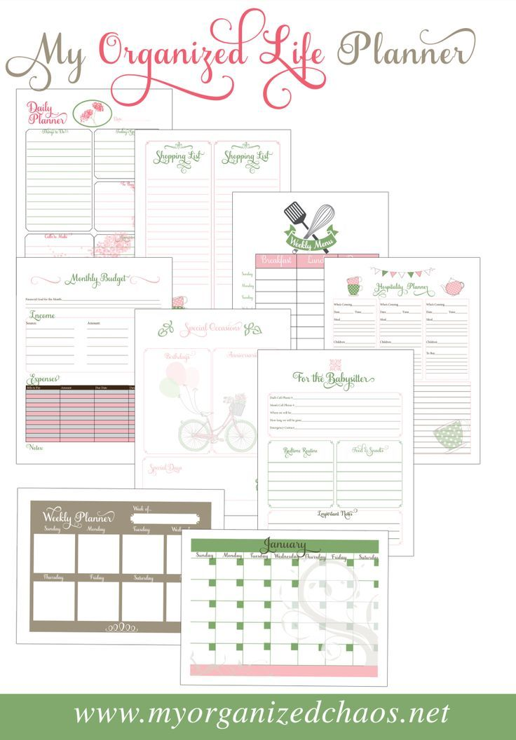 The 25+ best Printable day planner ideas on Pinterest Printable - printable day planner