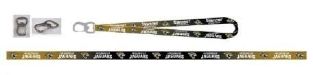 NFL Team Ombre Lanyard with Carabineer Style Bottle Opener and Soft Polyester Strap - Jacksonville Jaguars  http://allstarsportsfan.com/product/nfl-team-ombre-lanyard-with-carabineer-style-bottle-opener-and-soft-polyester-strap/?attribute_pa_teamname=jacksonville-jaguars  Officially licensed NFL product Ideal for holding keys, ID's, badges or tickets Fits comfortably around your neck