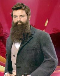 Wax-Works Ned Kelly