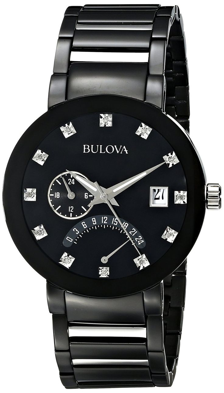 Bulova Men's Watch on sale for $157.5 at amaon. #LavaHot http://www.lavahotdeals.com/us/cheap/bulova-mens-watch-sale-157-5-amaon/92672