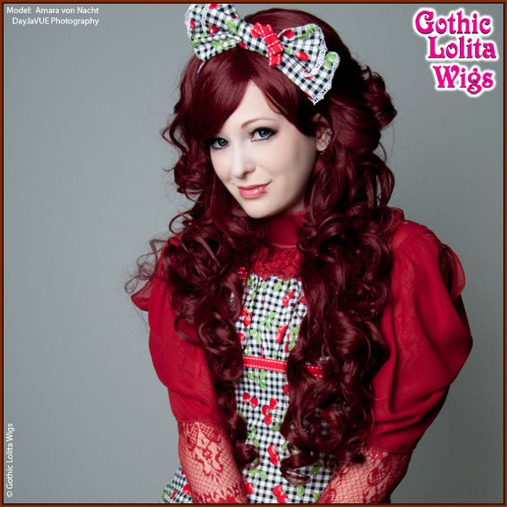 67 Best Images About Lolita Wigs On Pinterest Models