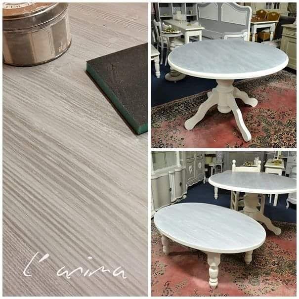 Renovace masivních stolů s patinou ☺ My work ... patinated tables ❤ www.animanabytek.estranky.cz #nabytek #renovace #patina #stul #masiv #mojeprace #venkovskystyl #animanabytek #furnitures #remodelfurniture furnitures #table #masive #myworks #countrystyle #czech
