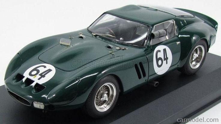 Ferrari 250 GTO - Atelier Car Model 1/18 - Ferrari Modelisme - Ferrari 1/18