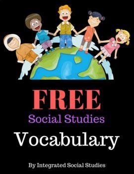 This is my favorite project. It is the EASIEST project your students will ever complete. This project utilizes my Social Studies Vocabulary which is free in my store. The instructions that I give to students is included as well as the rubric. My students loved this project and I still have some of the most amazing projects.