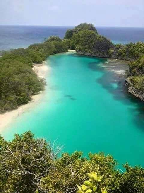 Pyainemo raja ampat island
