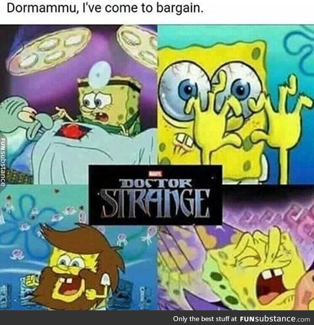 Spongebob is just a meme farm now and I still love it