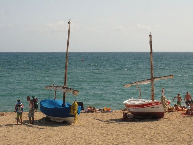 Sant Pol de Mar | © Enfo / WikiCommons