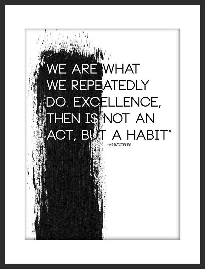 In Aristoteles Words